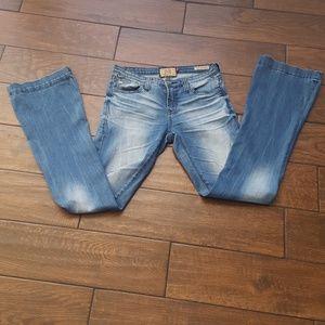 Dear John flare jeans